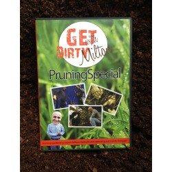 Get Dirty with Milton 'Pruning Special' DVD